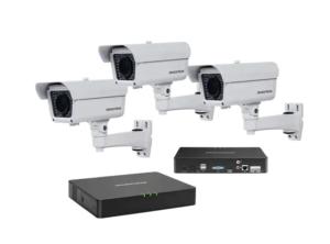 GrandStream övervakningssystem